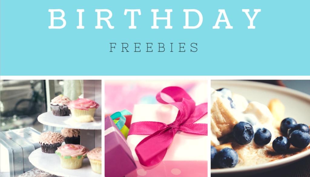 Tampa Bay Birthday Freebies
